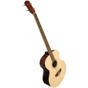 Guitars Acoustic Bass Guitar with Electronics