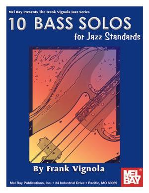 Media 10 Bass Solos For Jazz Standards