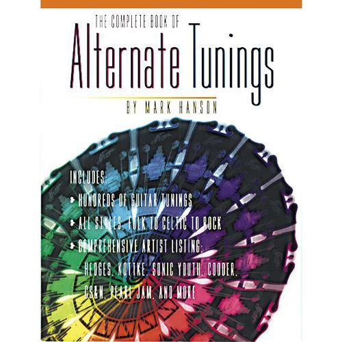 Media Complete Book of Alternate Tunings