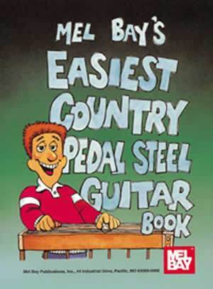 Media Easiest Country Pedal Steel Guitar Book