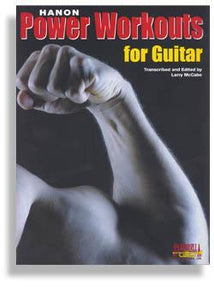 Media Hanon Power Workouts for Guitar