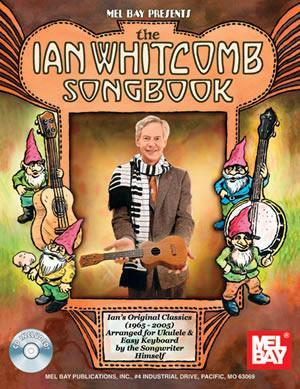 Media Ian Whitcomb Songbook  Book/CD Set