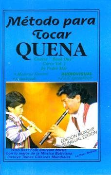 Media Metodo Para Tocar Quena Book & CD