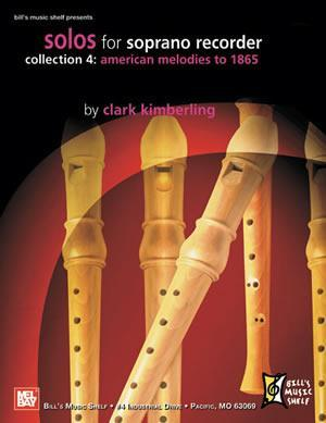 Media Solos for Soprano Recorder, Collection 4