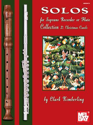 Media Solos for Soprano Recorder or Flute Collection 2