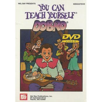 Media You Can Teach Yourself Dobro DVD