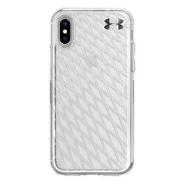 Under Armour UA Inner Strength Frost Case for iPhone X - Clear