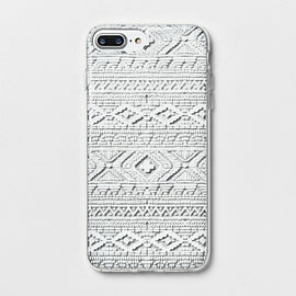heyday  Apple iPhone 8 Plus/7 Plus/6s Plus/6 Plus Printed Case - White