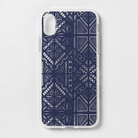 heyday  Apple iPhone X Printed Lace Case - Purple