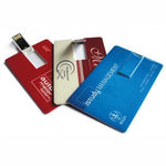 Credit Card Shape USB Pendrive