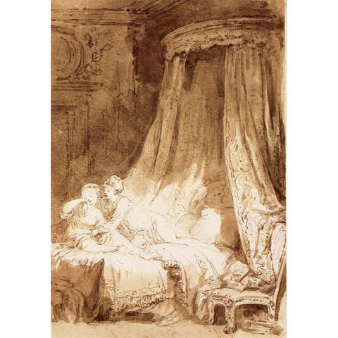 Erotica - Contes et nouvelles de la Fontaine. Limited edition illustrated by Fragonard