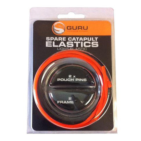 Guru Light Catapult Spare Elastic - JL Fishing Tackle