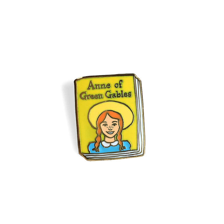 Book Pin - Anne of Green Gables