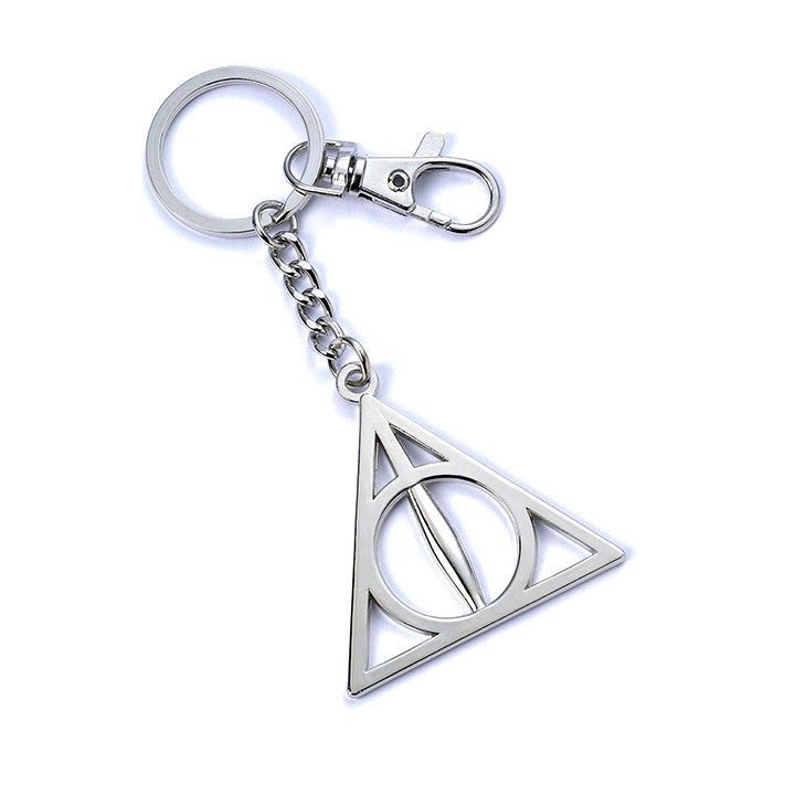 Deathly Hallows Key Ring