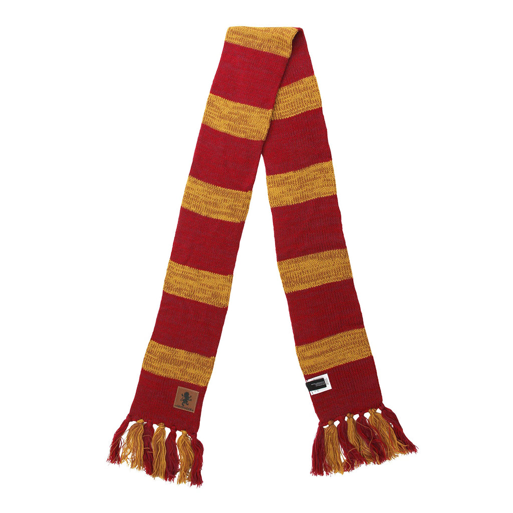 Gryffindor Heathered Knit Scarf