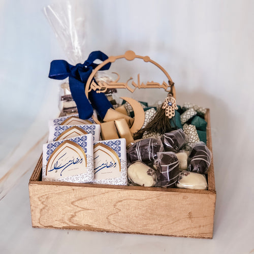 Ramadan Gold & Blue Hamper