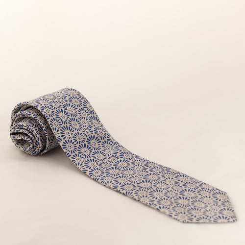 Driehaus Museum Collection Chrysanthemum Tie