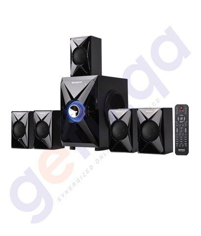 BUY ELEKTA 5.1 HOME THEATER WITH BLUETOOTH, USB, SD IN DOHA QATAR