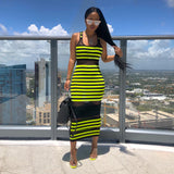 Stripes on my Curves dress ***RESTOCKED***