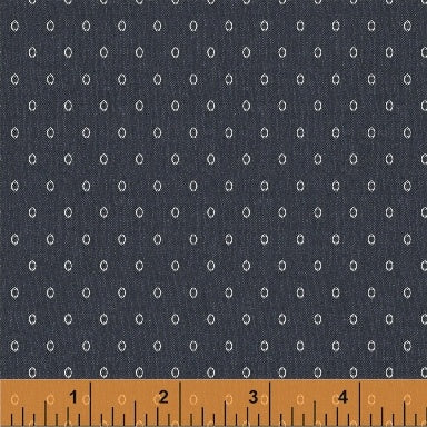 Navy Seed Dot 50543-2
