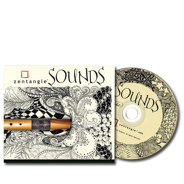 Zentangle Sounds CD