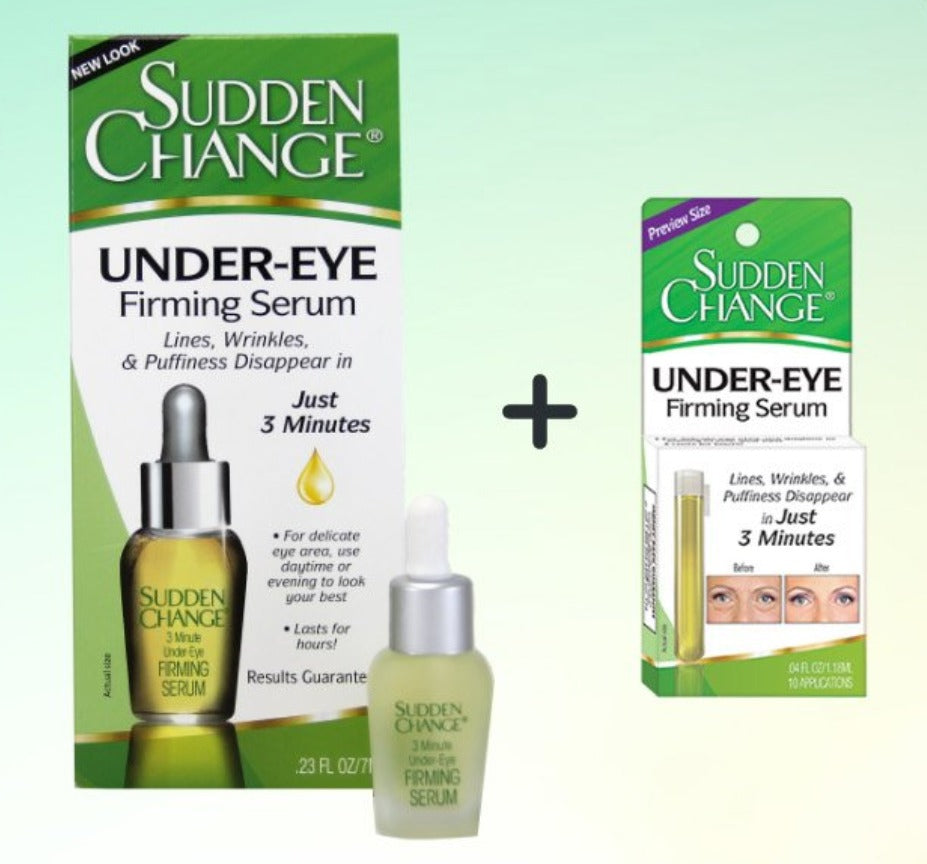 Sudden Change Under Eye Firming Serum (+ Preview Size )