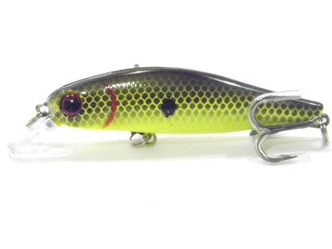 Shallow Diving Minnow Jerkbait BSS606