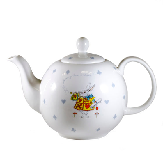 Alice in Wonderland Teapot - Todd & Holland Tea Merchants