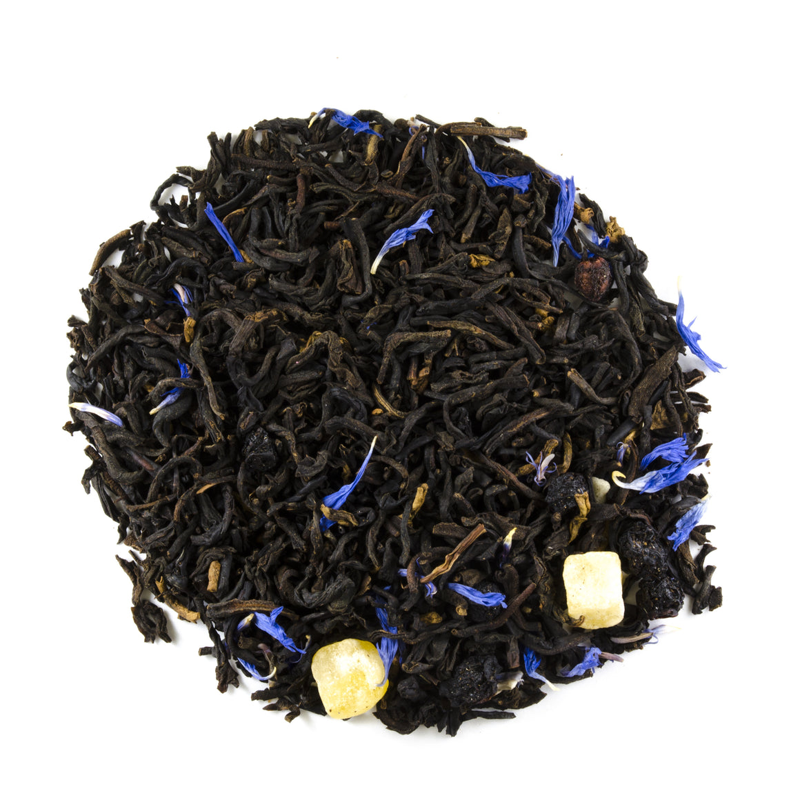 Blueberry Mango Decaf - Todd & Holland Tea Merchants