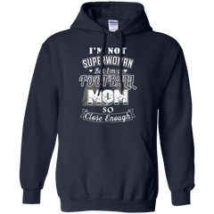Mother's Day Gift Shirts I'm Not Superwoman But I'm A Football Mom T shirts Hoodies Sweatshirts