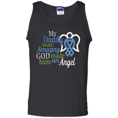 Father's Day Shirts My Daddy Was Amazing God Made Him An Angle T shirts Hoodies Sweatshirts