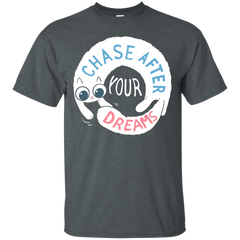 Cat Dreams Chasing Cool Cat T shirts Hoodies Gifts For Cat Lovers