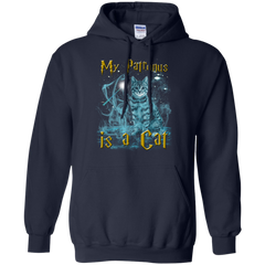 Harry Potter Pet Cat Shirts My Patronus Is A Cat T shirts Hoodies Sweatshirts
