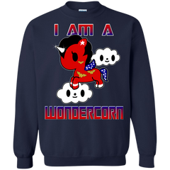 Unicorn Shirts I Am A Wondercorn T shirts Hoodies Sweatshirts - TeeDoggie.Com