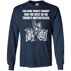 Motocycles Shirts There's Therapy For Us There's Motocycles T-shirts Hoodies Sweatshirts