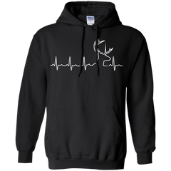 Hunting Heartbeat Shirts Hunting Deers T-shirts Hoodies Sweatshirts