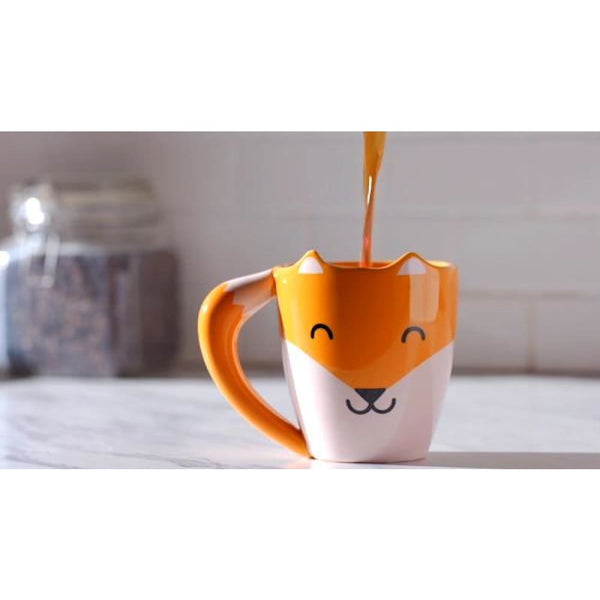 Super Cool Fox Mug - Mugs & Cups