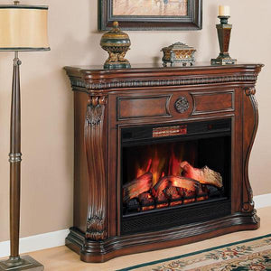 Lexington Mantel Fireplace