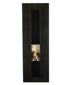 Emotivo Wall Mounted Bio-Ethanol Fireplace