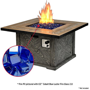 "Del Mar Fire Pit With 42"" Top"