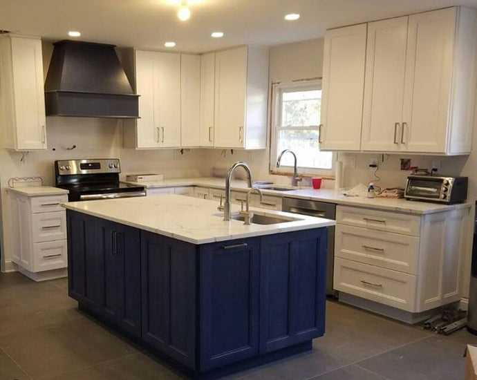 Why are White Kitchen Cabinets so popular?