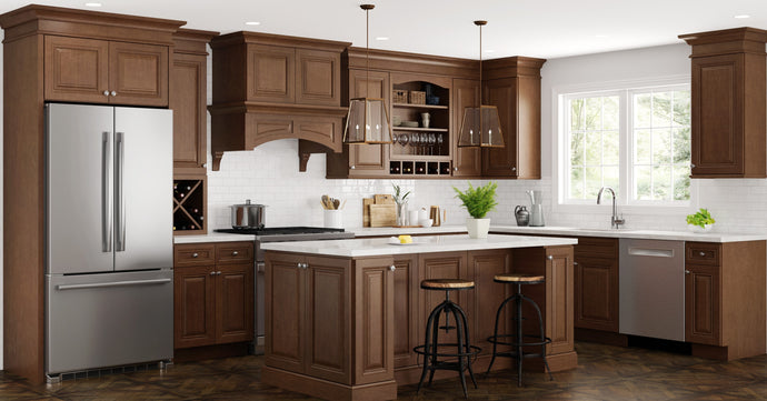 Stock Cabinets, Semi-Custom Cabinets and Custom Cabinets