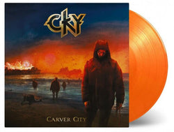 CKY - Carver City (Music On Vinyl Exclusive 180-GM Orange Vinyl LP x/1000) - Rare Limiteds