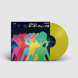 マクロスMACROSS 82-99 ‎– Sailorwave II (Limited Edition 180-GM Yellow Vinyl LP x/500)