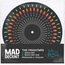 "The Frightnrs - Which Way (Limited Edition 7"" Zoetropic Picture Disc)"
