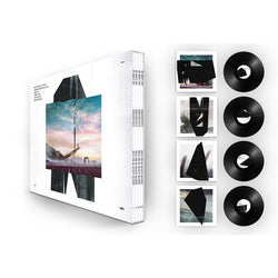 65daysofstatic - No Man's Sky: Music For An Infinite Universe (Deluxe Edition 180-GM Vinyl 4xLP Box Set) - Rare Limiteds