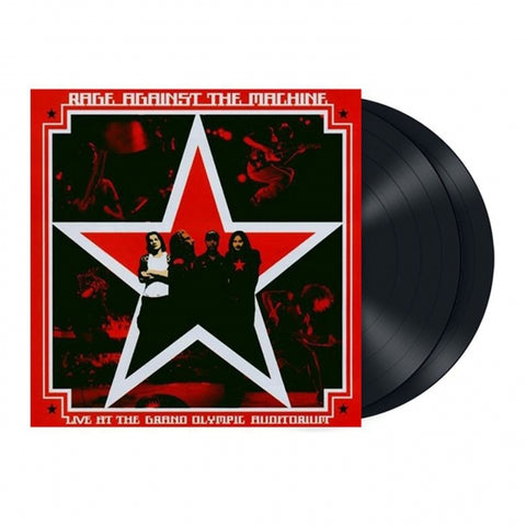 Rage Against The Machine - Live At The Grand Olympic Auditorium (Remastered 180-GM Vinyl 2xLP)