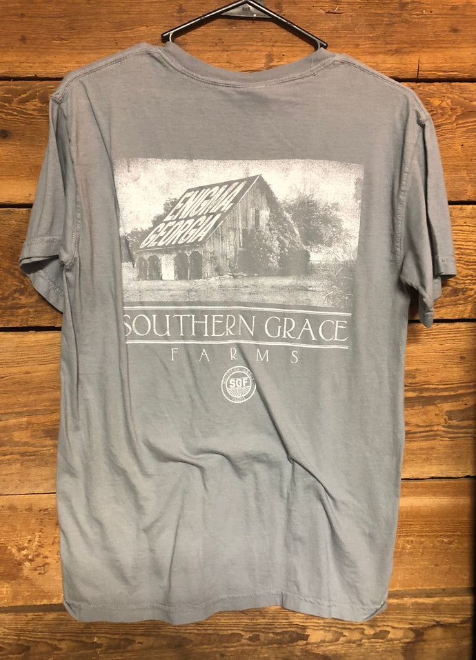 Southern Grace Farms Shirt Old Barn Granite
