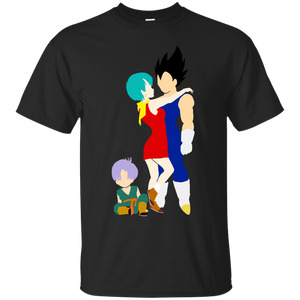 Naruto - Vegetas family dragon ball z T Shirt & Hoodie
