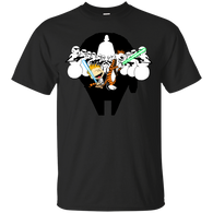 CALVIN AND HOBBES MASHUP - Calvin and Hobbes Star Wars T Shirt & Hoodie